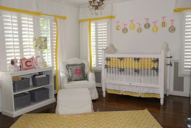 amarillo gris bebe butaca grande cestosgris bonita decorativos