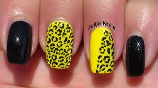 amarillo negromoticos leopardo salvaje amarillo