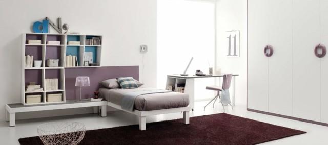 armario estilo funcional habitacion cama
