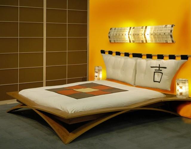 asiatico estilo decoracion calida tradicional calida