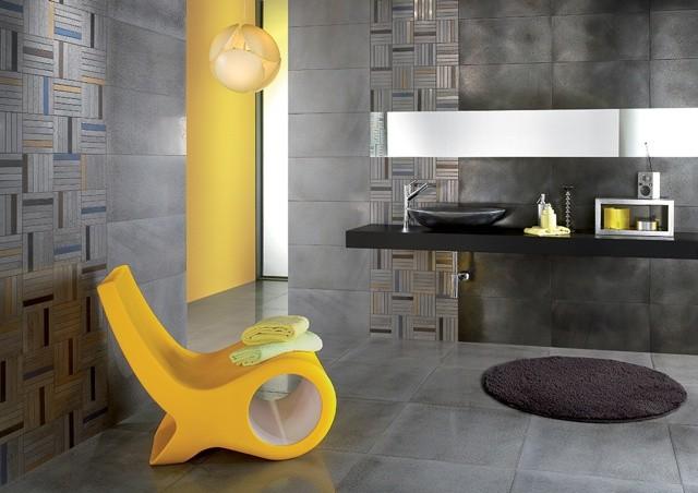 Baño Azulejos Colores:Azulejos para baños modernos, 50 ideas increíbles