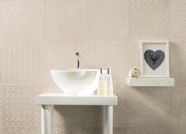 azulejos para baños moderno textura cuadro
