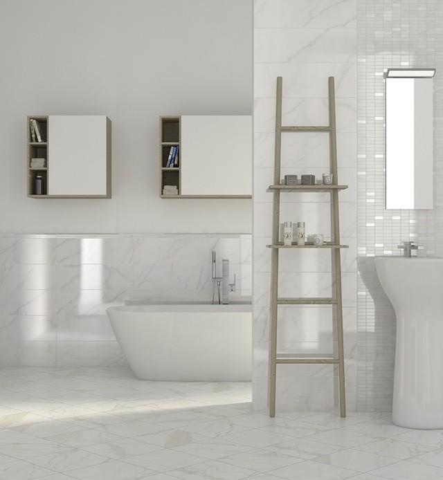 azulejos para baños perlado bañera muebles
