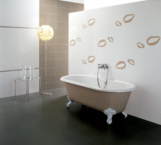 bañera muebles lampara diseño moderno