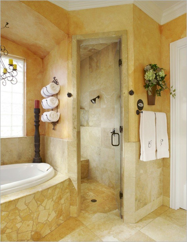 baño de diseño fresco tina espacios dos ducha bañera interesante
