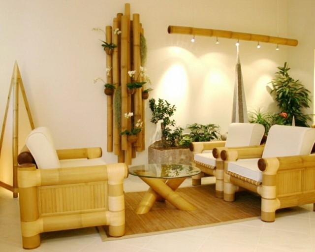 Bambu Decoracion Interior ~ Bamb? ideas para decorar tu casa al estilo japones