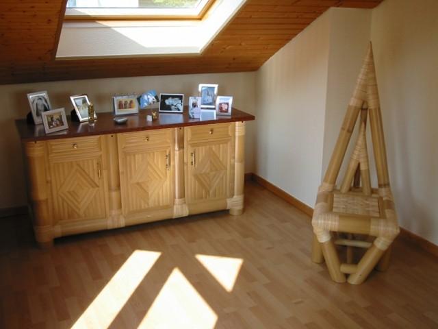 bambu muebles decoracion naturalidad bonito