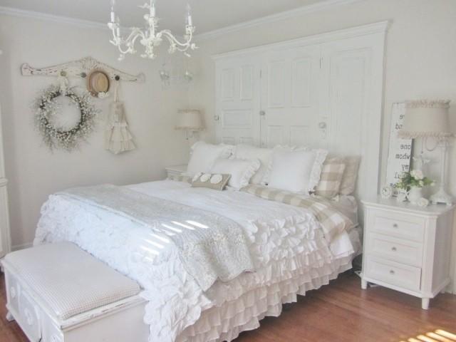 Shabby chic ideas rom ticas para tu dormitorio - Dormitorios vintage chic ...