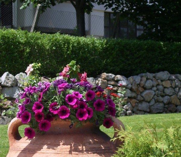 jardinera y paisajismo para jardines