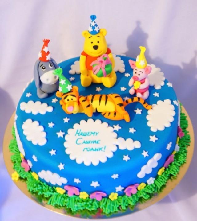 burro pastel nio fiesta cumpleaos pooh