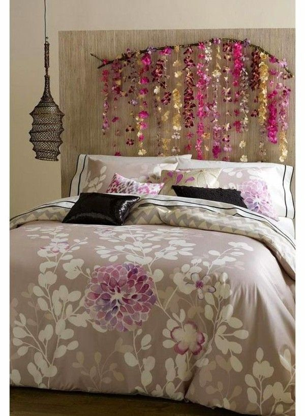 Decoracin cabeceros cama awesome cabeceros cama decoracion with decoracin cabeceros cama - Decoracion cabecero cama ...