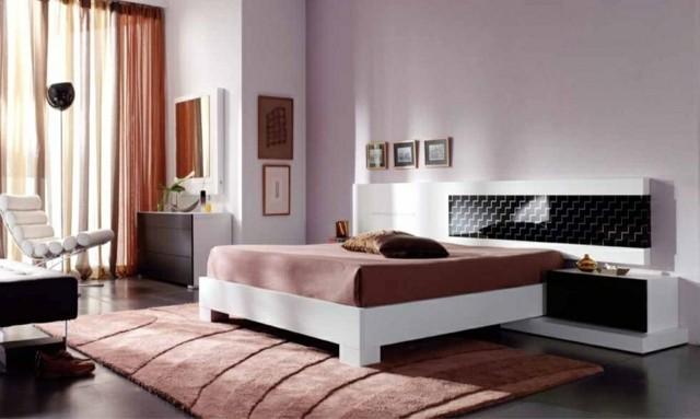 calido estilo mobiliario marron moderno