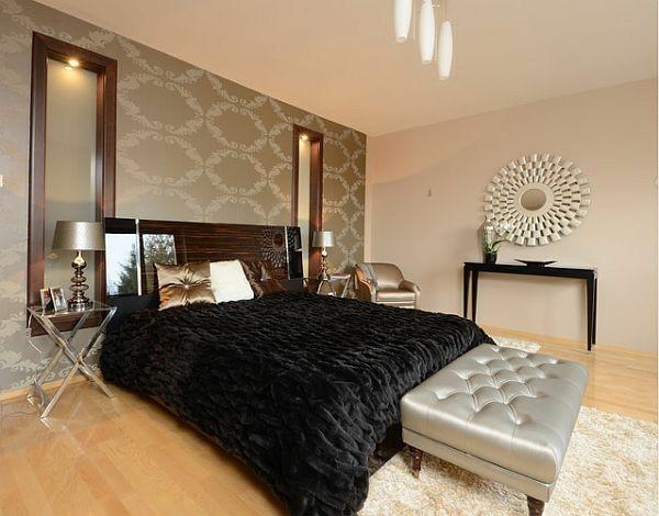 Decoraci n de habitaciones lujo comodidad y placer for Sillas para recamara
