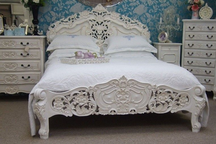 shabby chic romantic ideas for your bedroom