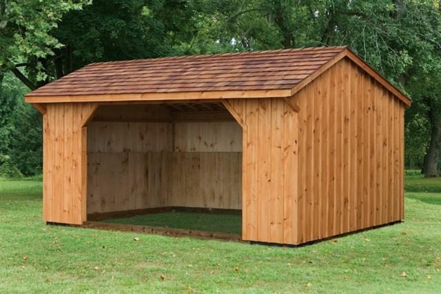 cobertizo-madera-grande-vacio