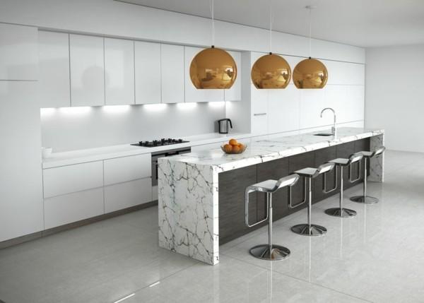 Decoraci n de cocinas lo ltimo en tendencias for Cocinas lujosas y modernas