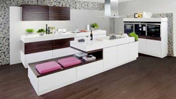 Decoraci n de cocinas lo ltimo en tendencias - Cocinas super modernas ...