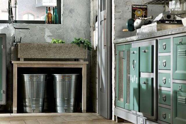 Cocinas vintage para las personas modernas - Marchi group cucine ...