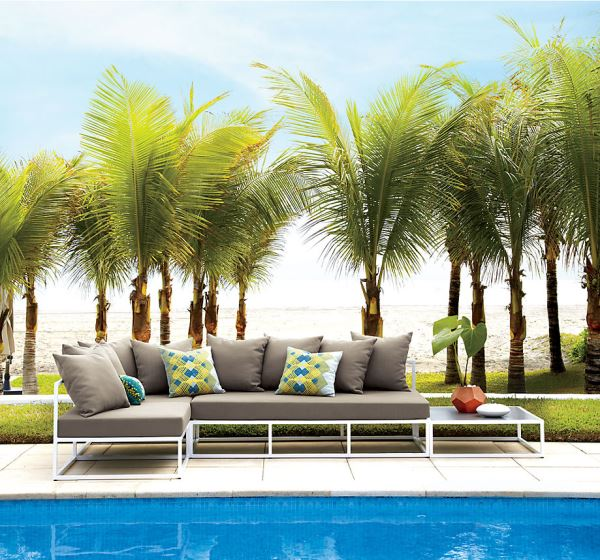 Muebles de jardín,diseños atrevidos para cada hogar.