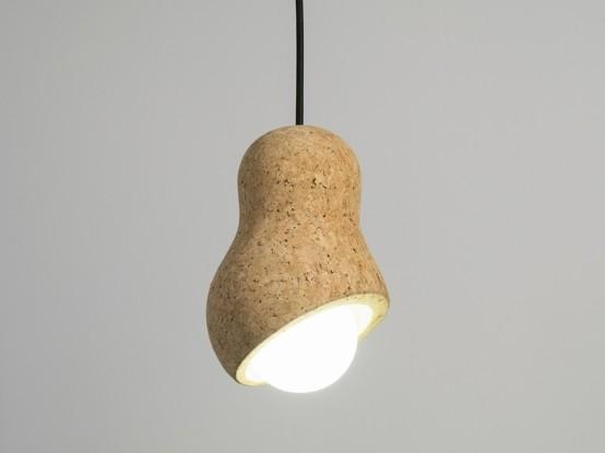 colgante lampara corte salon