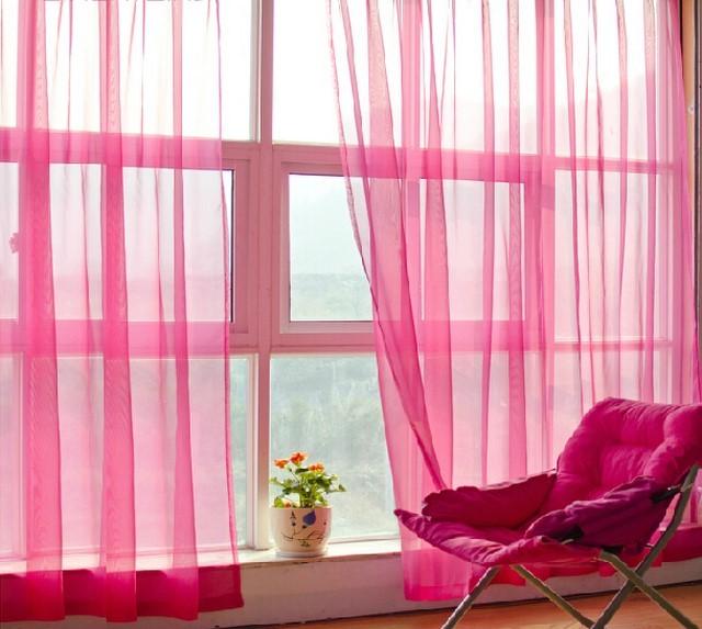 Cortinas para sal n crea un ambiente ameno en tu hogar for Cortinas transparentes salon