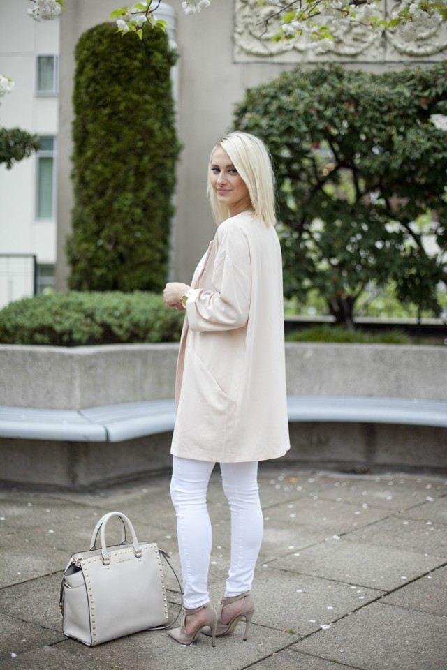 color neutro beige ropa estilo chic moderna