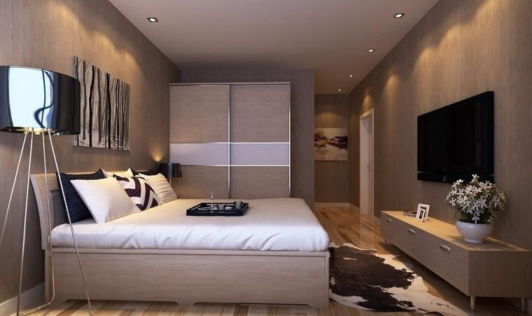 Colores para habitaciones crea un espacio exclusivo - Combinacion de colores para habitaciones ...
