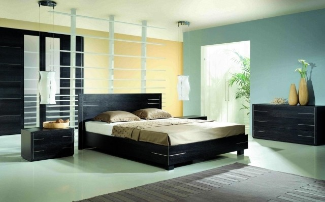 Colores para habitaciones crea un espacio exclusivo for Chambre adulte coloree
