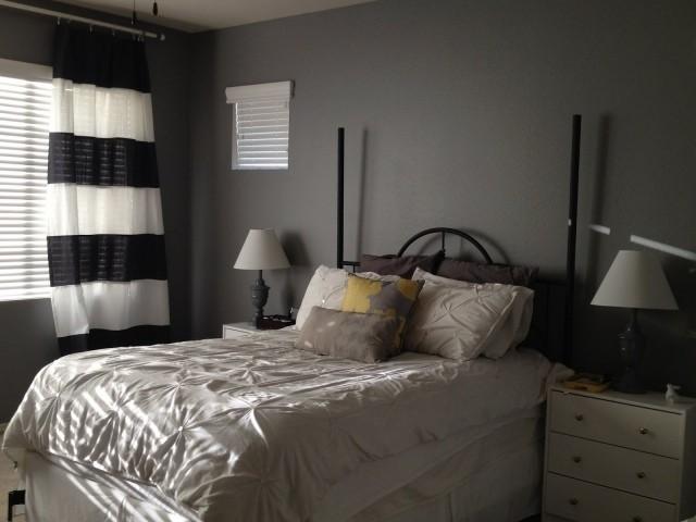colores para habitaciones lamparas cojines
