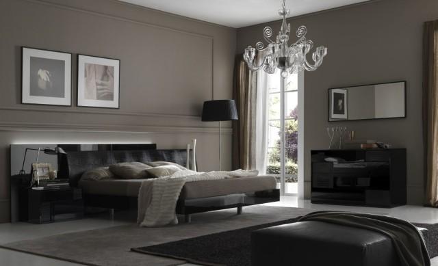 colores para habitaciones natural marron moderno