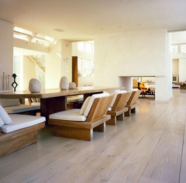 Decoración de interiores diseño oriental y estilo zen