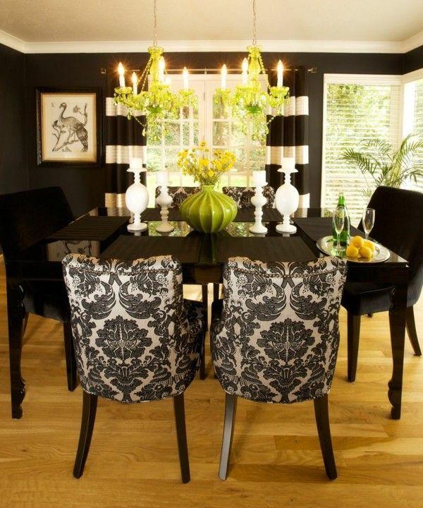 Small Apartment Dining Room Decor: Comedores Modernos Para Las Cenas Con Mucha Clase