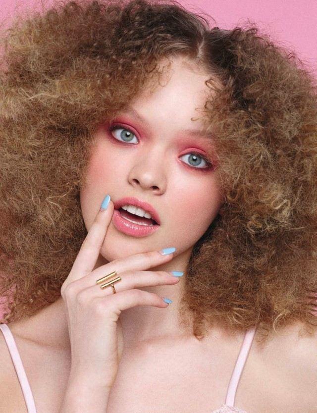 cómo  maquillarse rosa ahumado perfecto ojos