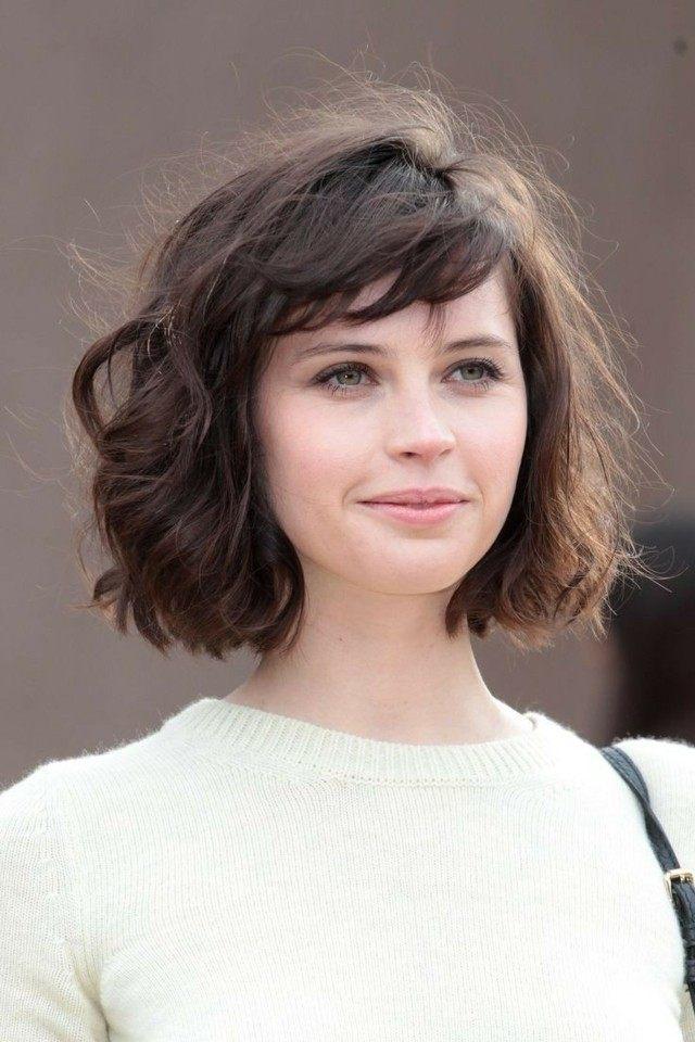 cortes de pelo medio bob moda temporada flequillo tendencia