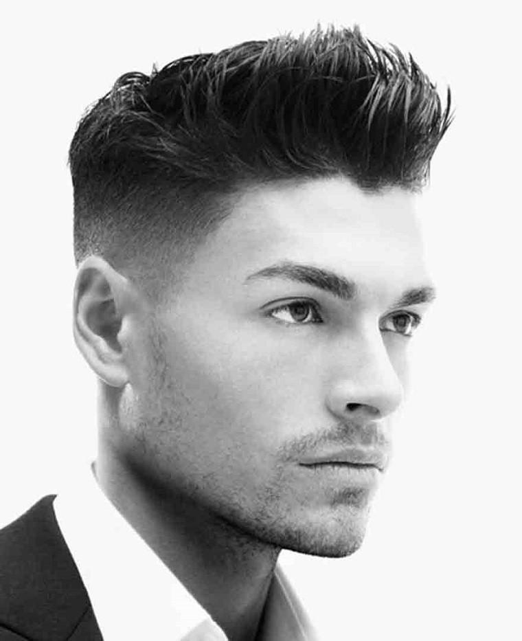 cortes de pelo hombre profesional moderno elegante