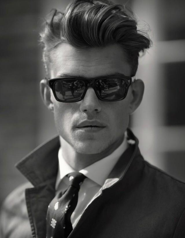cortes de pelo masculino estilo atrevido elegante bonito