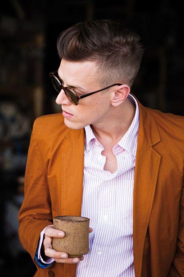cortes de pelo masculino moderno atrevido estilo bonito