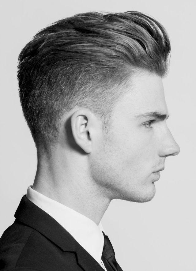cortes de pelo masculino tendencia moderna estilo