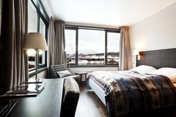 Decoración de habitaciones - lujo, comodidad y placer