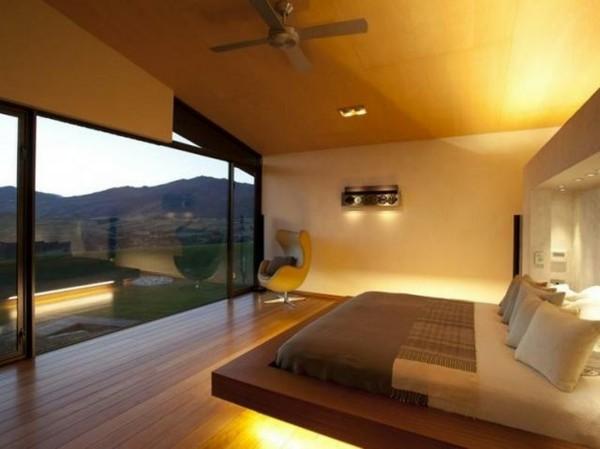 Decoraci n de habitaciones lujo comodidad y placer - Habitaciones con diseno moderno ...