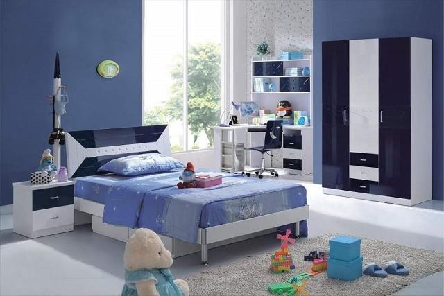 Colores para habitaciones crea un espacio exclusivo - Colores habitacion nino ...