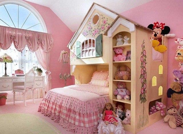 cuarto rosa sheila link casita