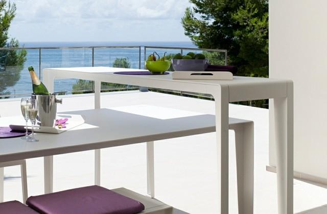decoración jardines estilo minimalista