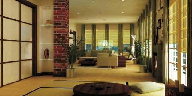 decoración de interiores sutil elegante bonito interesante