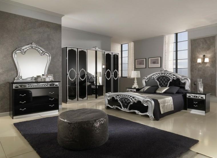 Decoraci n dormitorios 80 ideas que le dejar n sin aliento - Ideas para decorar habitacion matrimonial ...