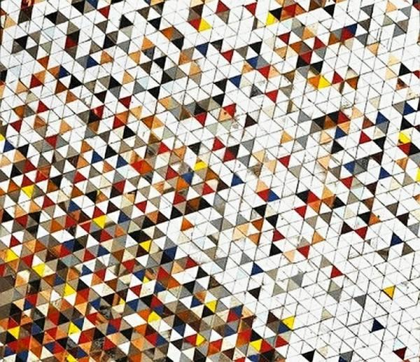 decoracion paredes interiores mosaico casero
