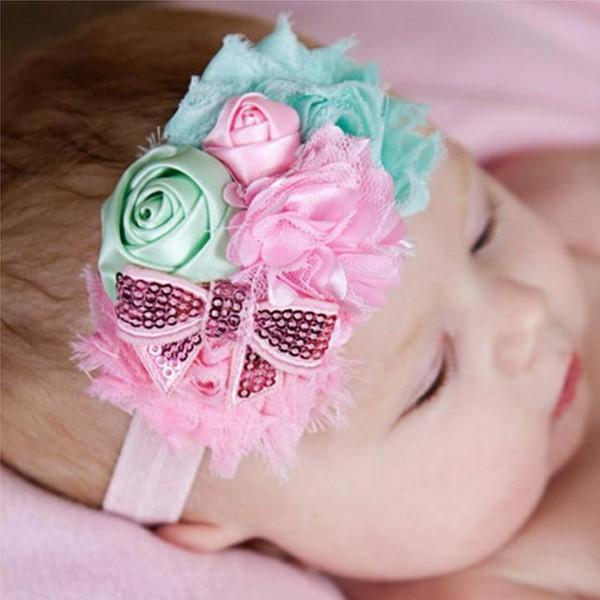 Diademas para beb s para las princesitas de casa for Hacer diademas nina