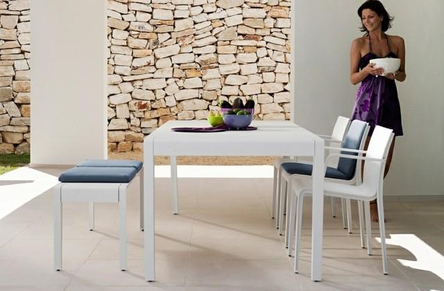 decoración de jardines minimalista con piedras