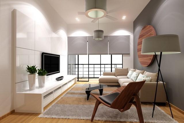 diseño zen hogar simple bonito moderno