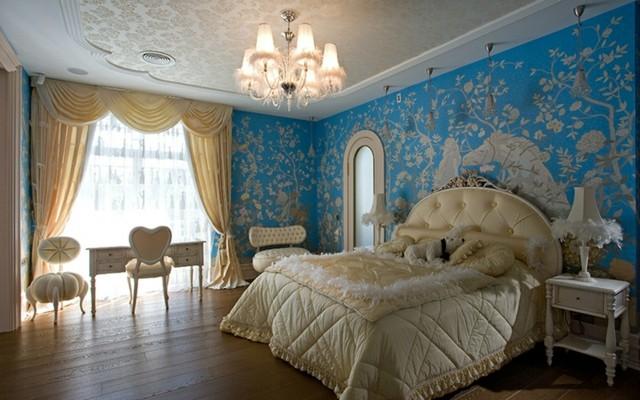 dormitorio chica colores crema sofisticado perfecto